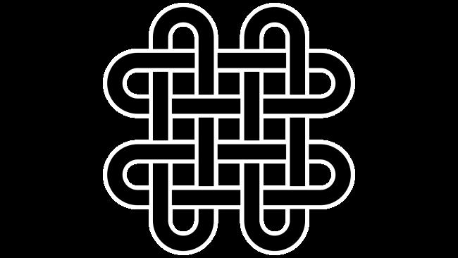 Celtic Solomon's Knot Symbol
