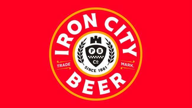 Iron City Beer Neues Logo