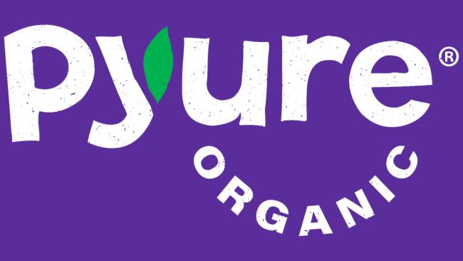 Pyure Organic Neues Logo