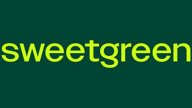 Sweetgreen Neues Logo