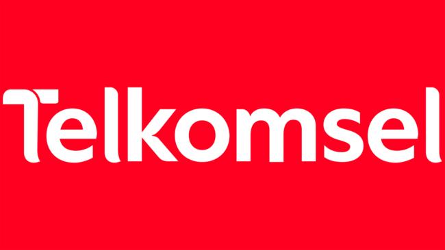 Telkomsel Neues Logo