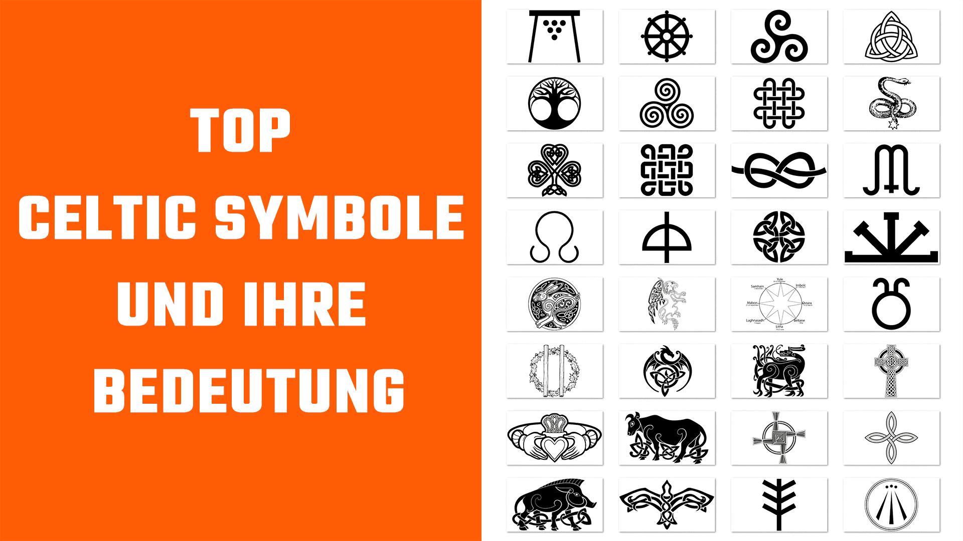 Bedeutung liebessymbole und ihre Keltische Symbole