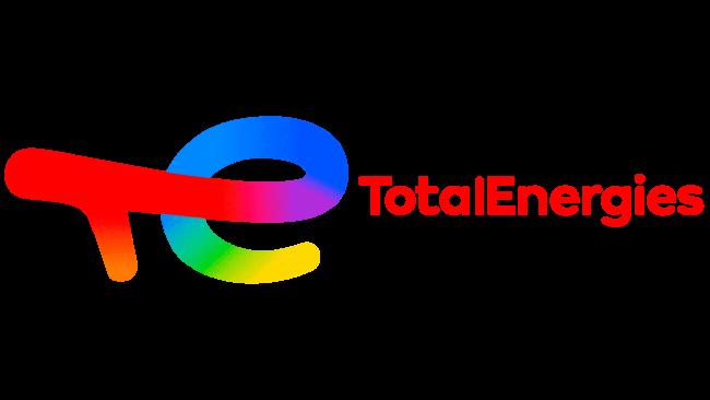 TotalEnergies Neues Logo