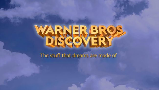 Warner Bros. Discovery Neues Logo