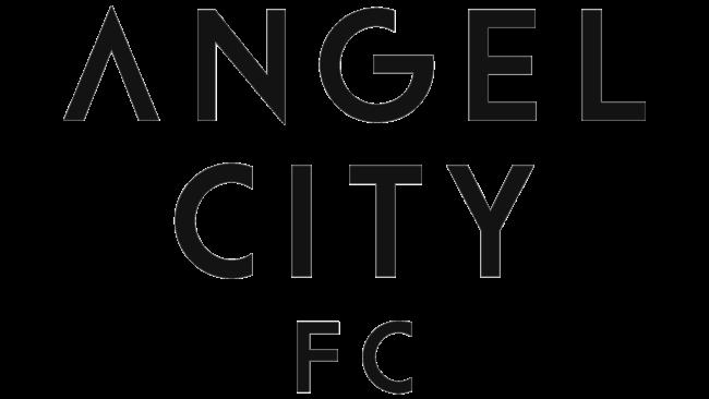 Angel City Football Club Wortmarke Logo