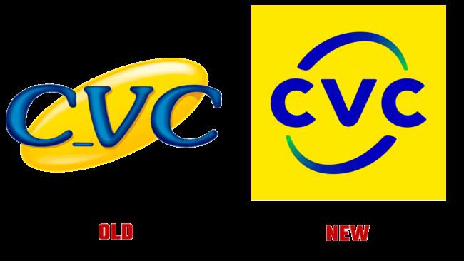 CVC Altes und Neues Logo (Geschichte)