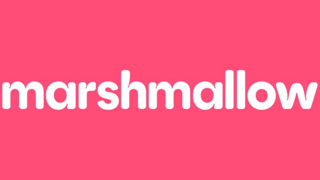 Marshmallow Neues Logo