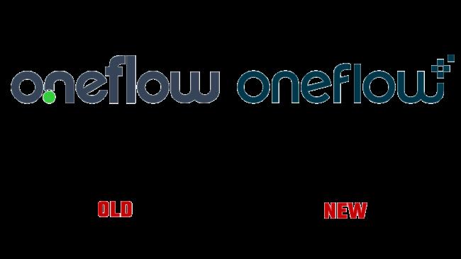 OneFlow Alte und Neue Logo (Geschichte)