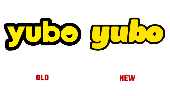 Yubo Altes und Neues Logo (Geschichte)