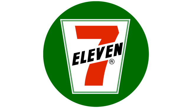 7-Eleven Logo 1953-1969