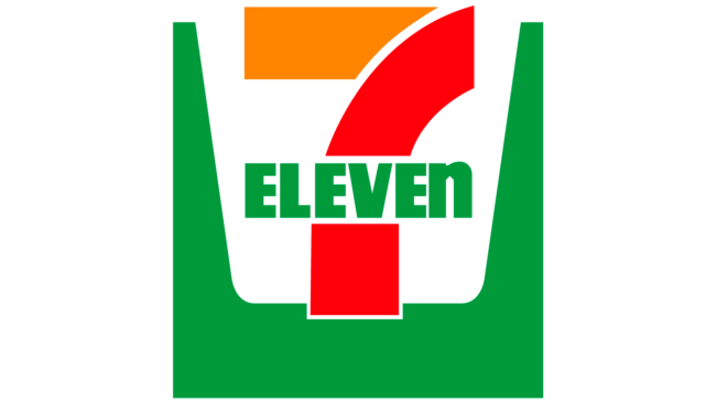 7-Eleven Logo 1978-1986