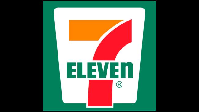 7-Eleven Logo 1986-heute