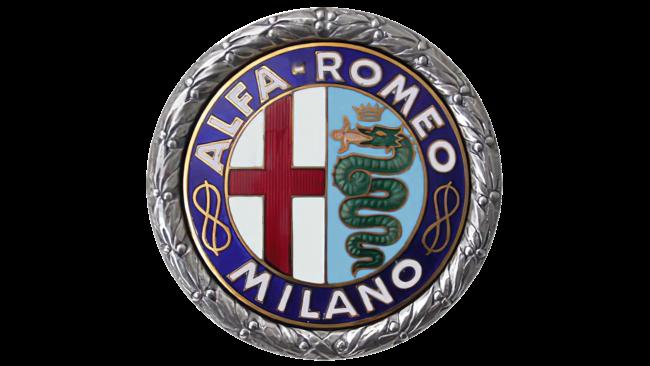 Alfa Romeo Logo 1933-1946