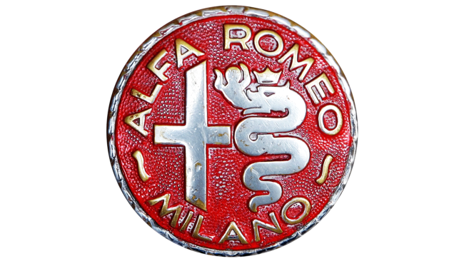 Alfa Romeo Logo 1947-1948