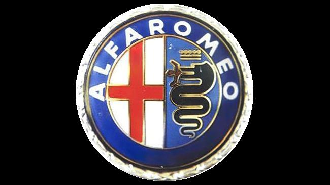 Alfa Romeo Logo 1971-1972