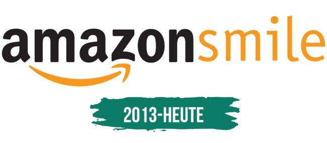Amazon Smile Logo Geschichte