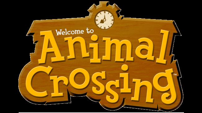 Animal Crossing Logo 2002-heute