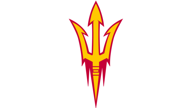 Arizona State Sun Devils Logo 2011-heute