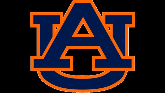 Auburn Tigers Logo 1971-heute