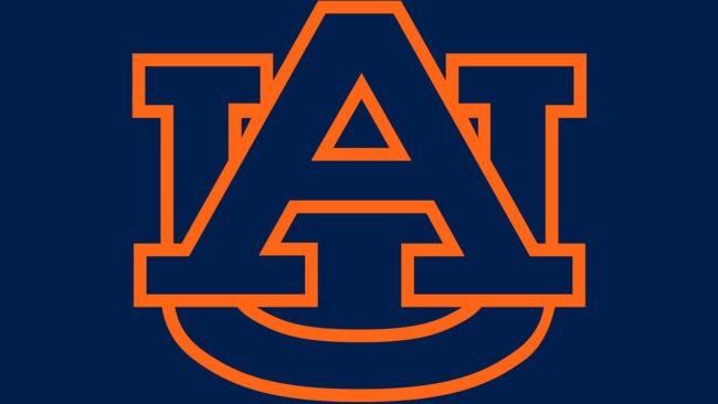 Auburn Tigers Logo emblem