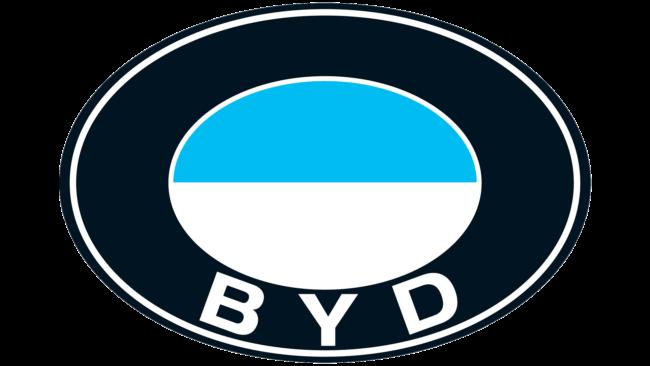 BYD Logo 2003-2005