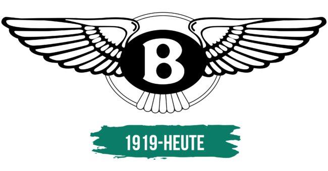 Bentley Logo Geschichte