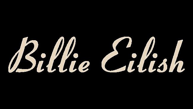 Billie Eilish Logo 2021-heute