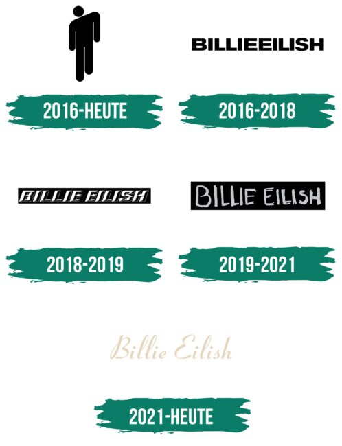 Billie Eilish Logo Geschichte