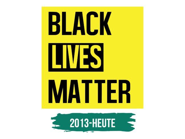 Black Lives Matter Logo Geschichte