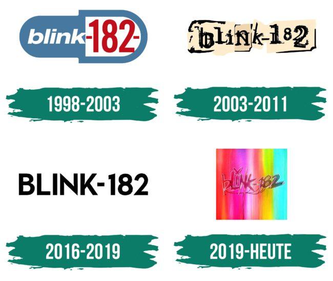 Blink 182 Logo Geschichte