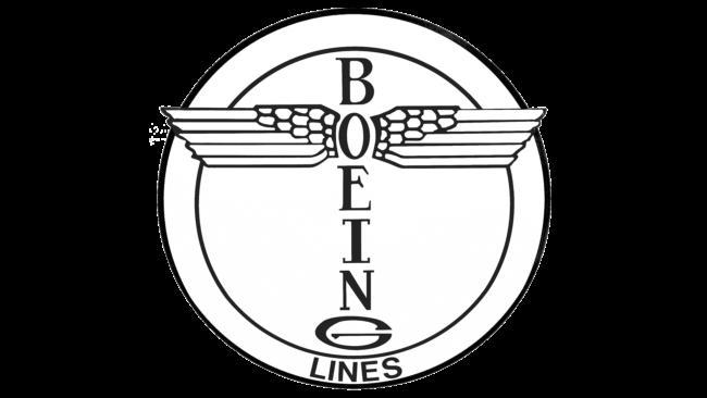 Boeing Logo 1930-1940