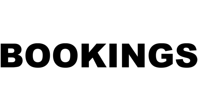 Bookings Logo 2000-2005