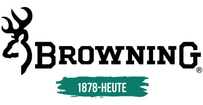 Browning Logo Geschichte