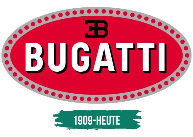 Bugatti Logo Geschichte