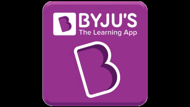 Byju's Logo 2017-heute