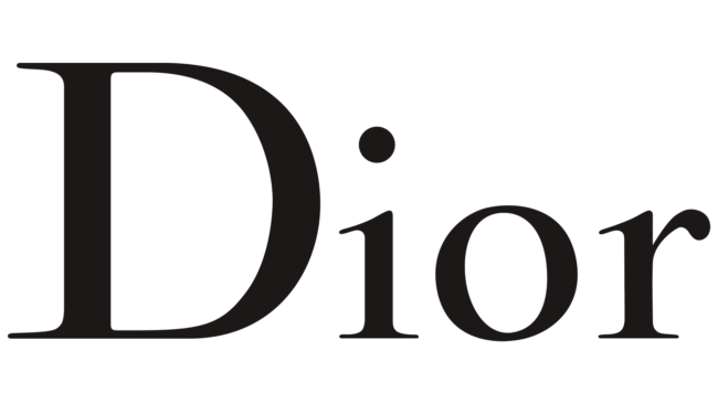 Christian Dior Logo 1948-heute