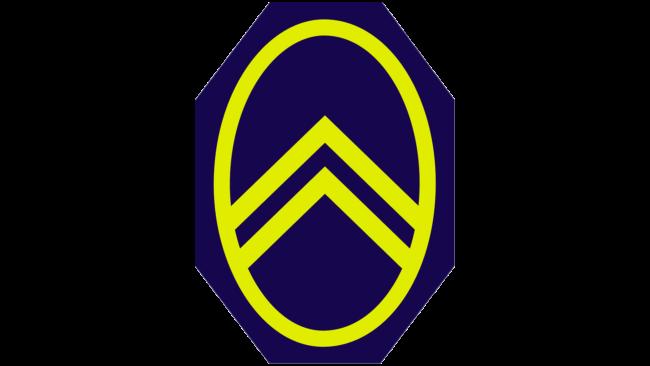 Citroen Logo 1922-1928
