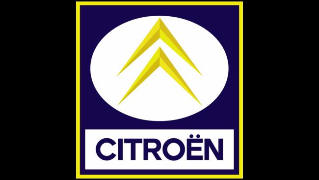 Citroen Logo 1966-1985