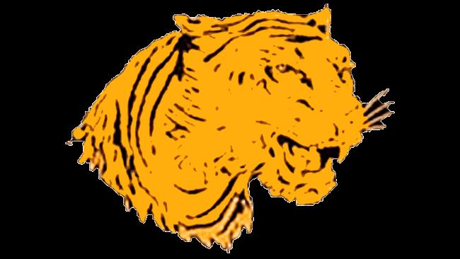 Clemson Tigers Logo 1928-1934