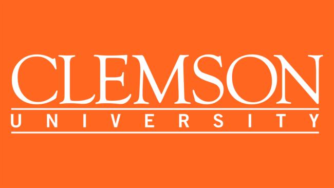 Clemson University Zeichen