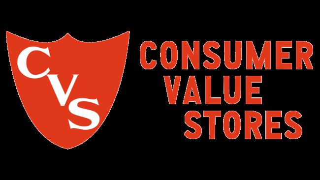 Consumer Value Stores Logo 1963-1969