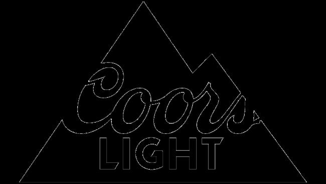 Coors Light Zeichen