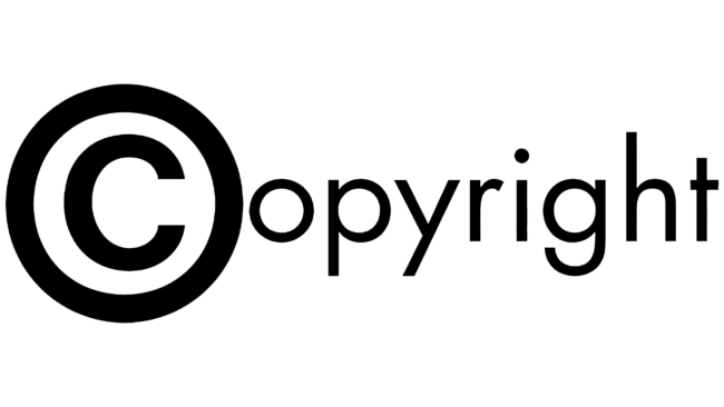 Copyright Zeichen