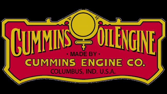 Cummins Logo 1919-1944