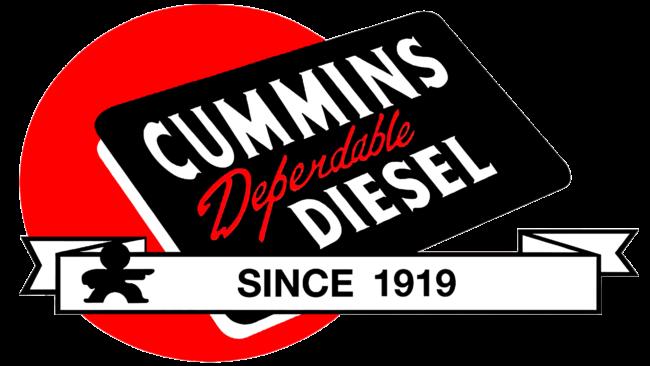 Cummins Logo 1944-1952