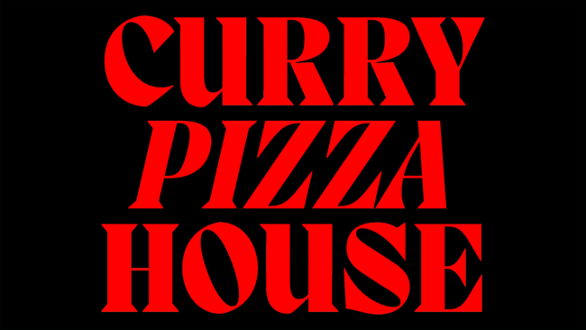 Curry Pizza House Neues Logo