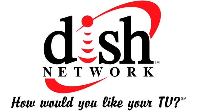 DISH Network Logo 1999-2000