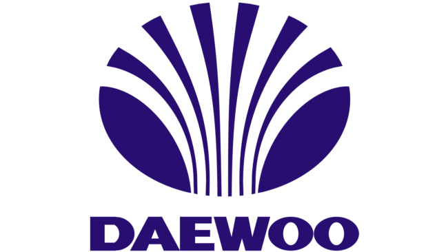 Daewoo Logo 1974-1978