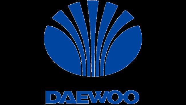 Daewoo Logo 1978-1994