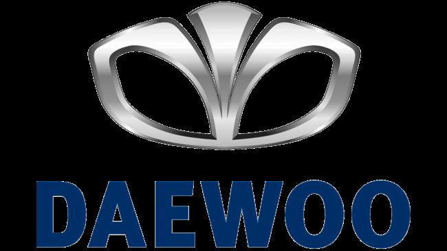 Daewoo Logo 2002-2016